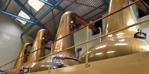 The Stills at Aberlour, Photo by Mr Tattie Heid