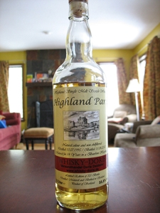 highland park 1995 whiskydoris