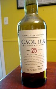 Caol Ila 25