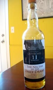 Laphroaig 11 1999