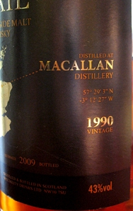 Macallan 18 Whisky Trail