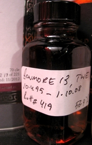 Bowmore 13, 1995 Single Malts of Scotland