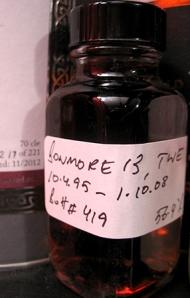 Bowmore 13, 1995 Single Malts of Scotland