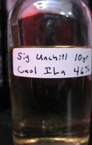 Caol Ila 10, Signatory UCF