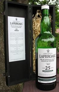 Laphroaig 25, 2009