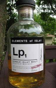 Laphroaig Lp1