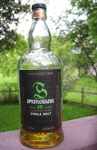 Springbank 15