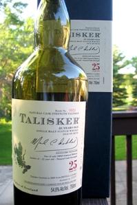 Talisker 25, 2009