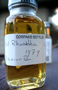 Old Rhosdhu
