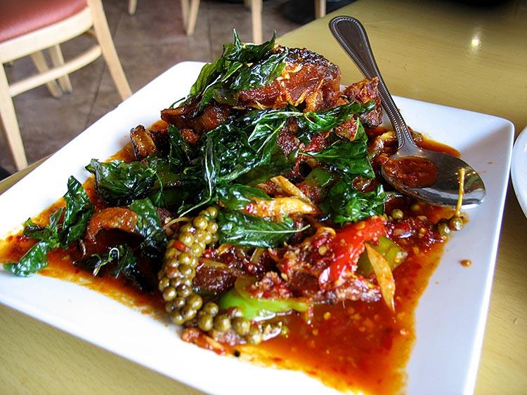 Thai Town Los Angeles Restaurants
