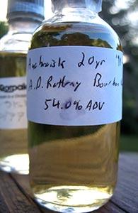 Auchroisk 20, Rattray
