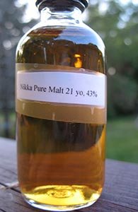 Nikka Taketsuru Pure Malt 21