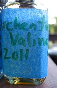 Auchentoshan Valinch, 2011
