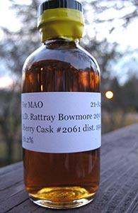 Rattray Bowmore 20, 2061