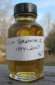 G&M, Teaninich, 1994