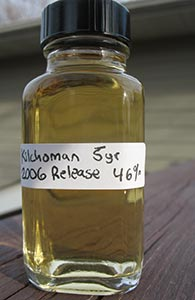 Kilchoman 5, 2006