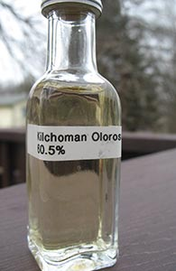 Kilchoman, Oloroso