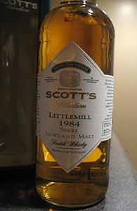 Littlemill, 1984
