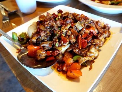 ChungK ing Chilli Chicken