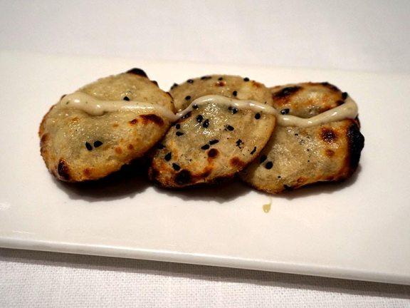mini blue cheese kulchas