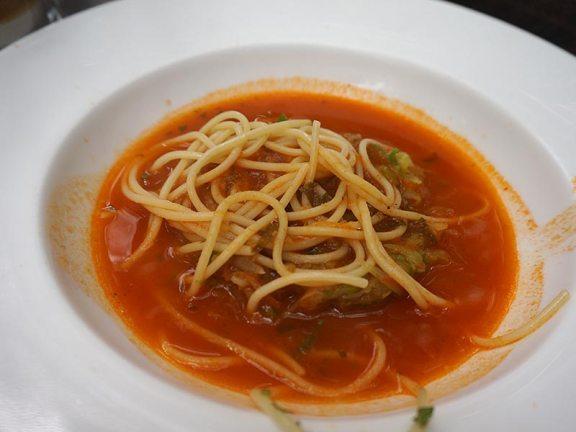 gya-thuk with soup