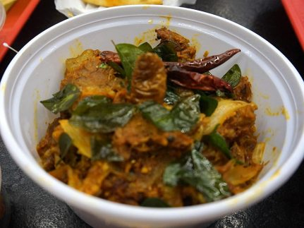 Mutton Chilli Fry