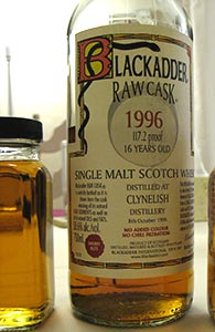 Clynelish 16, Blackadder