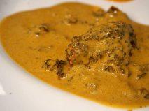 Punjabi Grill--stuffed morels