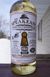 Talisker 5. The Speakeasy