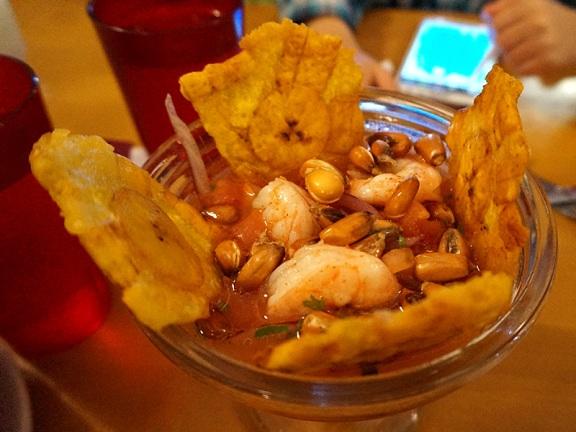 Chimborazo: Ceviche