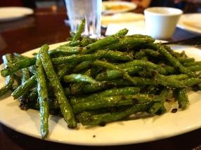 Grand Szechuan: Szechuan Green Beans