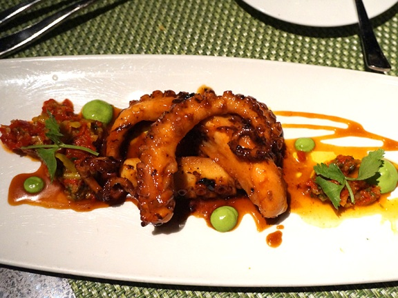 Sea Change: Octopus