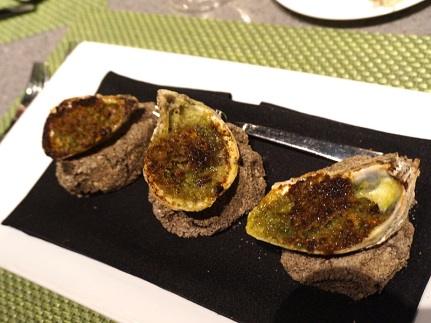 Sea Change: Oysters Rockefeller