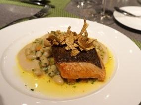 Sea Change: Crisp Skinned Salmon