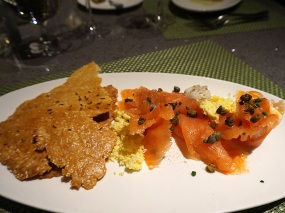 Sea Change: Smoked Salmon