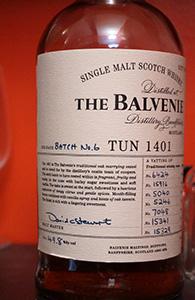Balvenie Tun 1401, 6