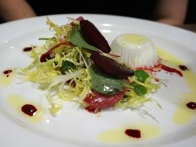 Brasserie Zentral - Veal Tongue Salad