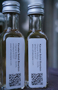 Kavalan Solist, Bourbon