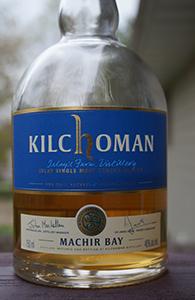 Kilchoman Machir Bay, 2012