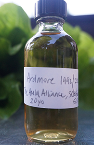 Ardmore 20, The Whisky Agency for The Auld Alliance