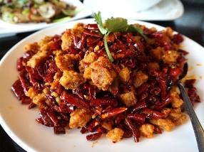 Little Szechuan: Geleshan Ma La Chicken