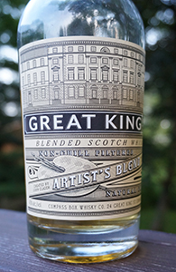 Compass Box, Great King Street