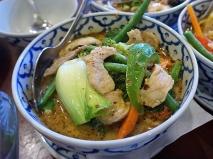 Supatra Thai: Green Curry
