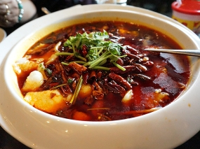 Little Szechuan: Red Revolution Fish