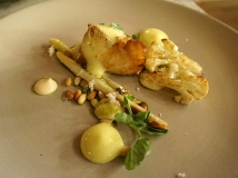 Heyday: Roasted Monkfish