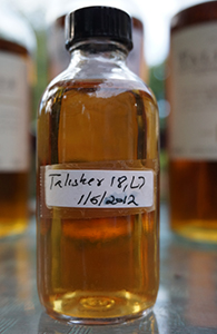 Talisker 18, 2007 Release