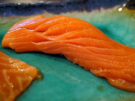 Kiyokawa: Alaskan King Salmon