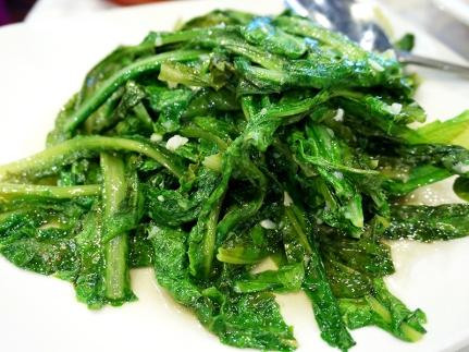Chengdu Taste: Sauteed Arden Lettuce