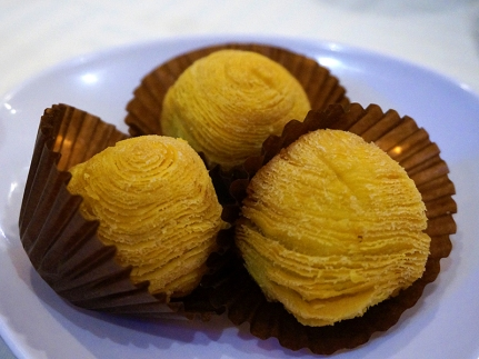 Sea Harbour: Deep Fried Durian Pastry