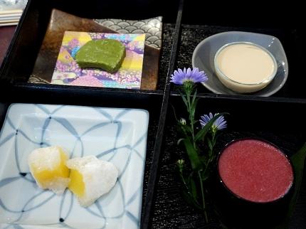 Kiyokawa: Dessert Quartet